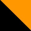 Negro - Naranja (10-01)