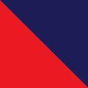Rojo - Azul Marino (12-04)