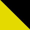 Amarillo Fluo - Negro (19-10)