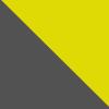 Gris Oscuro - Amarillo Fluo (23-19)